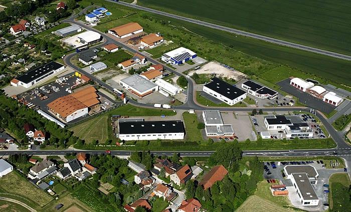 dingelstädt Eichsfeld inregia Steckenpferd dingelstädter Gewerbegebiet