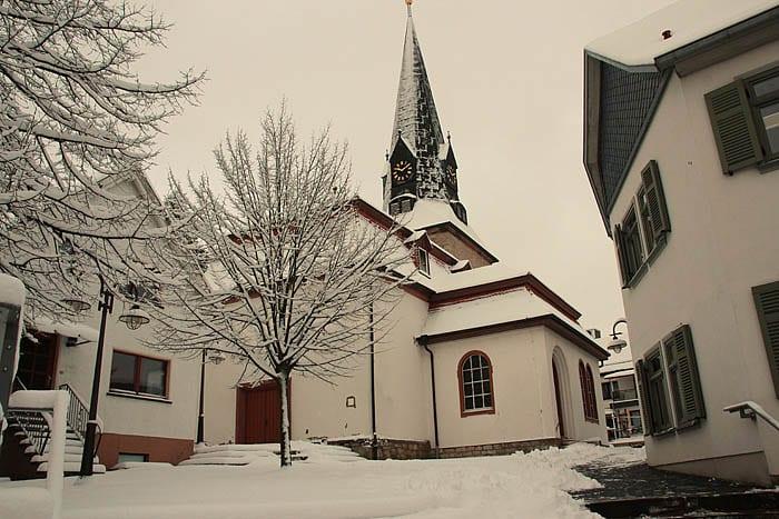 dingelstädt Eichsfeld inregia Steckenpferd dingelstädter Kirchen