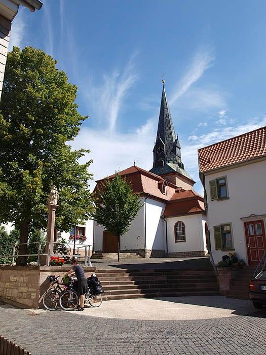 Dingelstädt Eichsfeld inregia Stadtinformationen Veranstaltungen