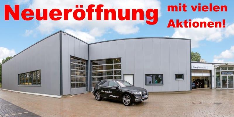 Autohaus Iffland Neueröffnung Volkswagenfest Dingelstädt Autohaus Eichsfeld