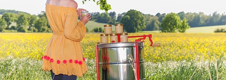 Honig eichsfeld Bienenhonig Dingelstädt regionaler Honig Bienen inregia