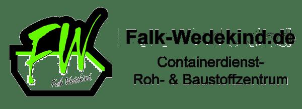 containerdienst falk Wedekind eichsfeld dingelstädt baustoffe baustoffzentrum rohstoffe