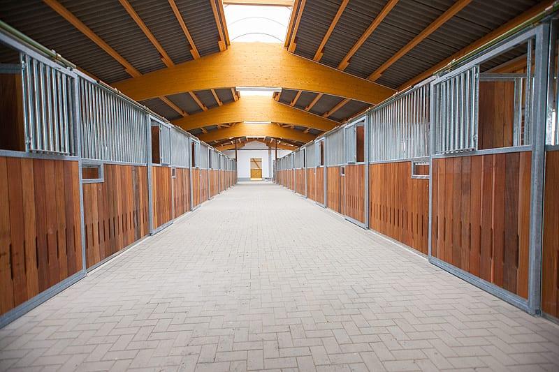 metallbau henkel paddockanlagen führanlagen aussenboxen stallanlagen pferdeboxen eichsfeld thüringen dingelstädt