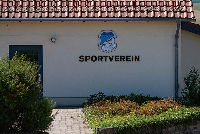 sg 1924 silberhausen sportverein eichsfeld thüringen fußball beachvolleyball bubblesoccer spielplan