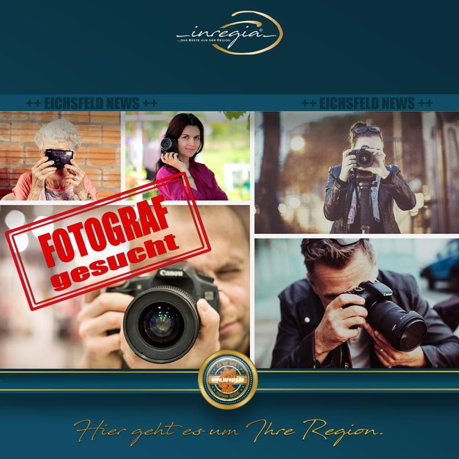 Fotojob Fotograf Thüringen Inregia