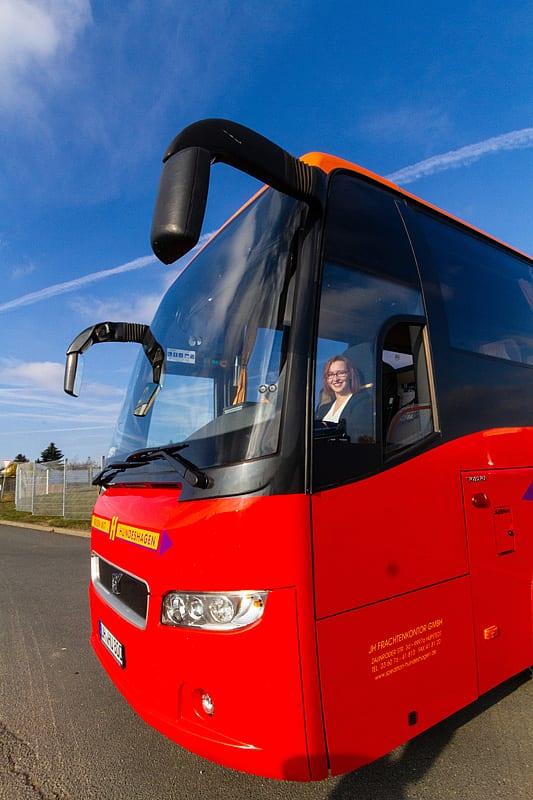 Busunternehmen Busreisen Hundeshagen Eichsfeld Thüringen Fuhrunternehmen Spedition Transportfirma Hundeshagen