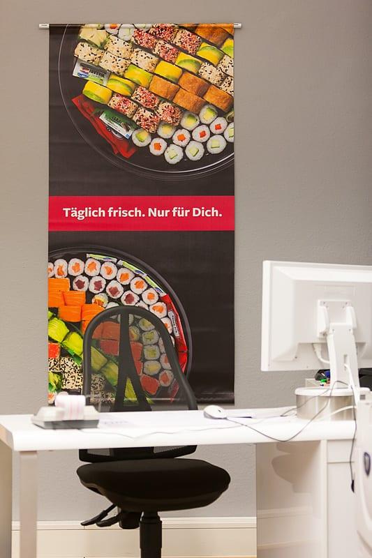 Glanzstueck werbung eichsfeld werbetechnkik messebau heiligenstadt grafik design folierungen oliver zicke