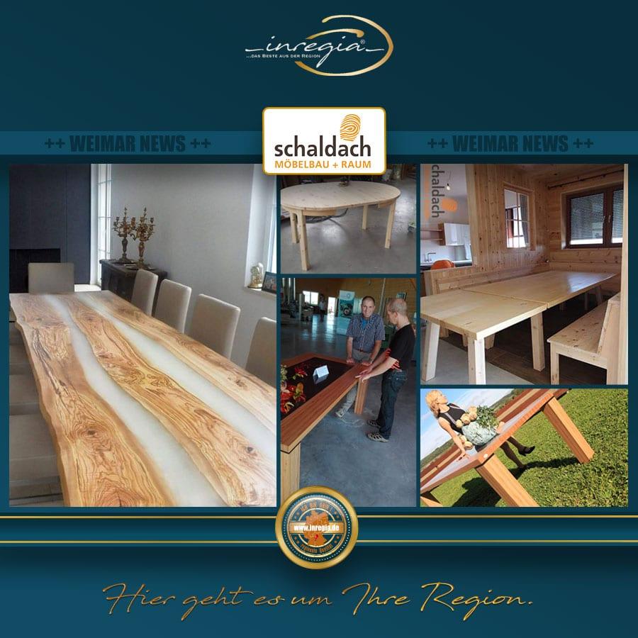 schaldach möbelbau schlafzimmermöbel büromöbel ladenbau wohnzimmermöbel massivholzmöbel zirpenmöbel individuelle küche inregia weimar thüringen