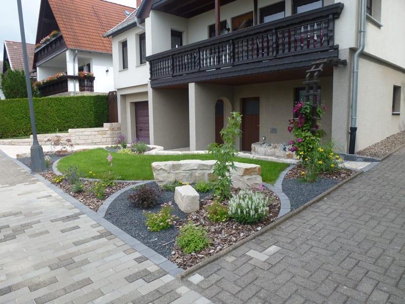 Gartengestaltung Terrassengestaltung Terrassenbau Gartenbau Vogt Außengestaltung Sichtschutz Eichsfeld Thüringen Gartenteiche Inregia
