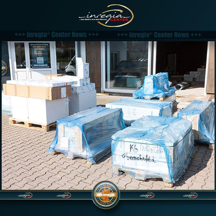 Baustoffmarkt obereichsfeld badgestaltung Bäderwelten inregia center Eichsfeld Handwerkerausstellung badgestaltung Baustoffe