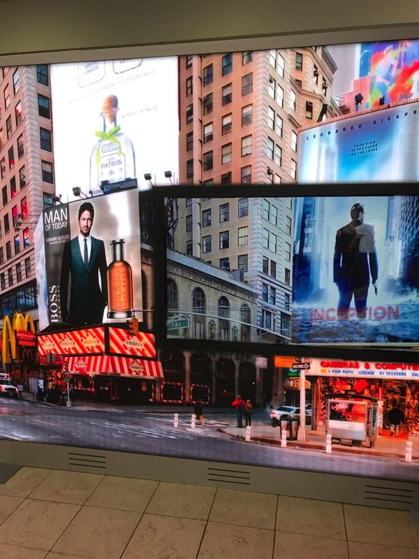 van straaten Dekoration led display Eichsfeld textiler großformatdruck dekorativer akustikbau ispaces LED Displays