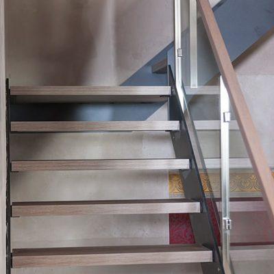 Treppen Treppenausstellung Holztreppen Handwerkerausstellung inregia inregiacenter eventlocation wandbeschichtungen