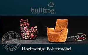 bullfrog möbel sitzmöbel polstermöbel sitzgarnituren wasserbüffelleder exklusive sitzmöbel inregiacenter inregia