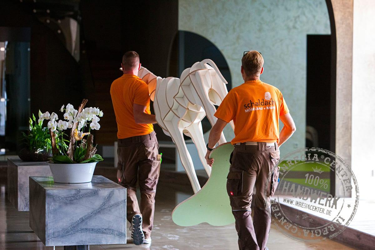 inregiacenter inregia eichsfeld dingelstädt möbelausstellung thüringen schaldach organische möbel
