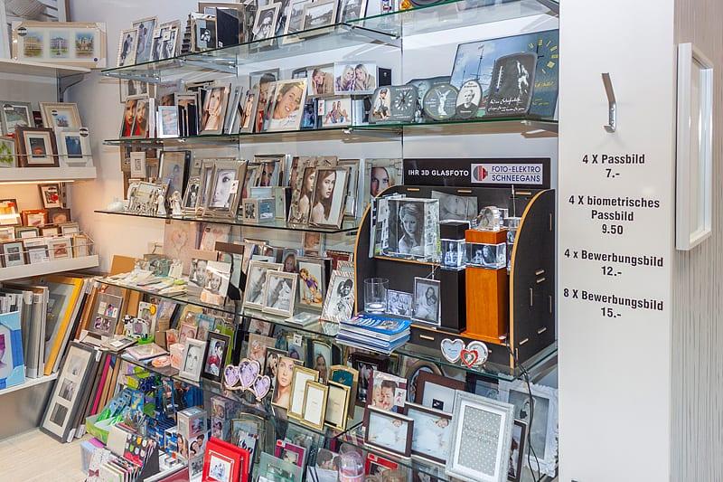 Fotogeschäft Elektrogeschäft Ulrich Schneegans Leinefelde Eichsfeld Haushaltswaren Fotoartikel Passbilder günstig