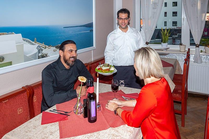 griechisches Restaurant Worbis Eichsfeld griechisch Essen Kreta