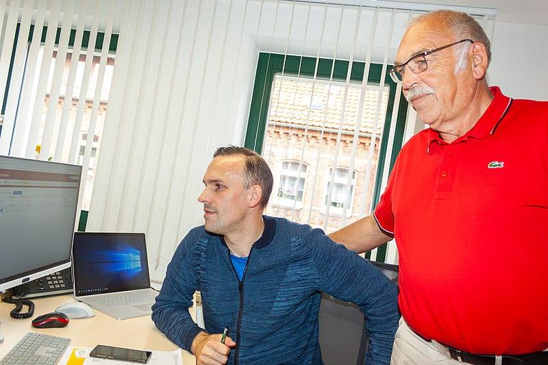 TTG Trappe Bürosysteme Eichsfeld Kassenssysteme Server Sotrage Büromöbel