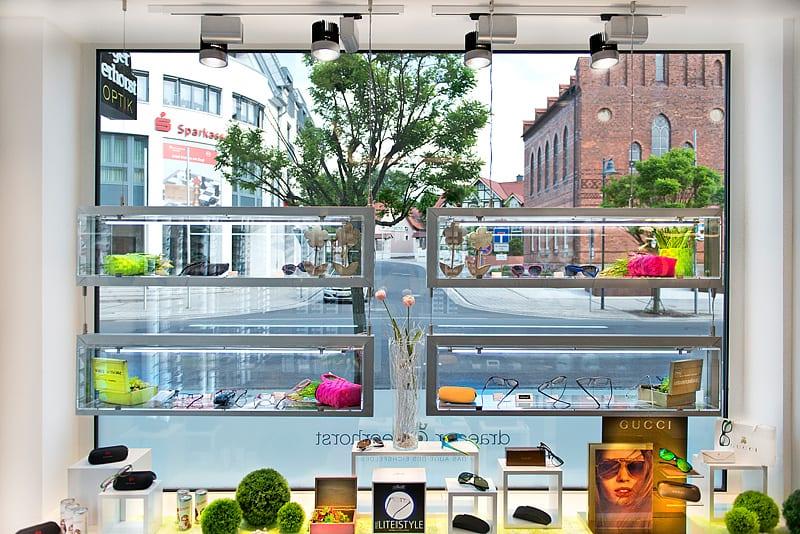 Dräger und Heerhorst Augenoptik Sonnenbrillen Kontaktlinsen Eichsfeld Leinefelde Brillen Brillengestelle