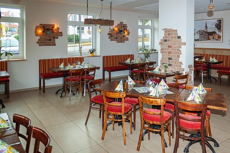 Gaststätte Eichsfeld Eventgastronomie Eichsfelder Hof Leinefelde Bierstube Essen im Eichsfeld