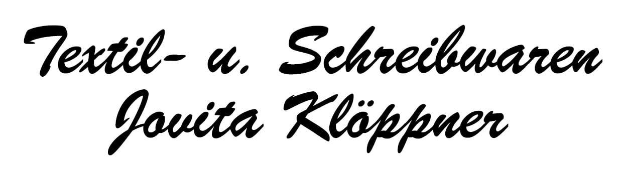Schreibwaren Spielwaren Kurzwaren Kerzen Jovita Klöppner