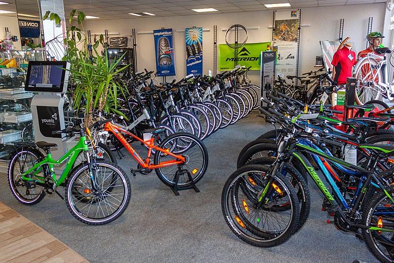 Annerose Meyer Fahrradgeschäft Eichsfeld E-Bike Fahrradwerkstatt Fahrradreparatur Leinefelde Eichsfeld Kinderahrräder
