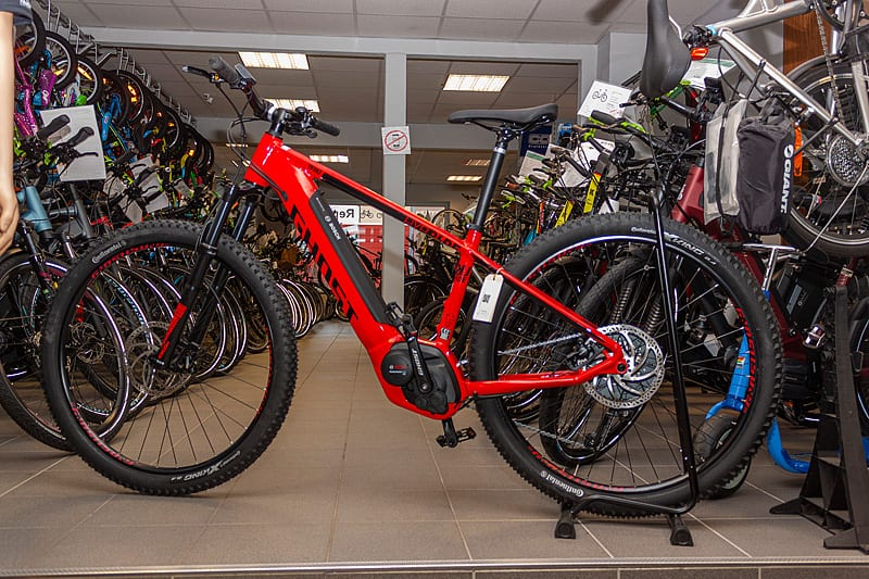 Andreas Meyer Fahrradgeschäft Eichsfeld E-Bike Fahrradwerkstatt Fahrradreparatur Leinefelde Eichsfeld