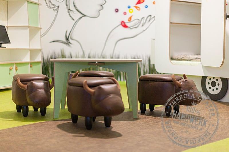 Handwerkerausstellung inregia Kinderzimmer Kinderzimmermöbel Ideen Gestaltung Kinder Zimmer