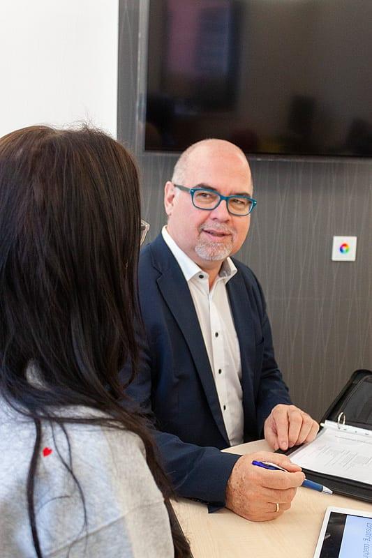 Uwe Schulze Unternehmensentwicklung, Digitalisierung, Business Coach, Business Trainer, Existenzgründer Ferna Eichsfeld