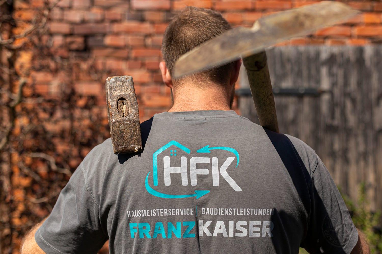 Franz Kaiser Hausmeisterservice Baudienstleistungen Pflasterarbeiten Gartengestaltung Wohnungssanierung Dingelstädt Eichsfeld