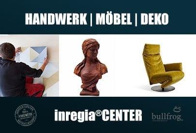 inregia center inregiacenter ausstellung möbel deko handwerk handwerkerausstellung eventlocation