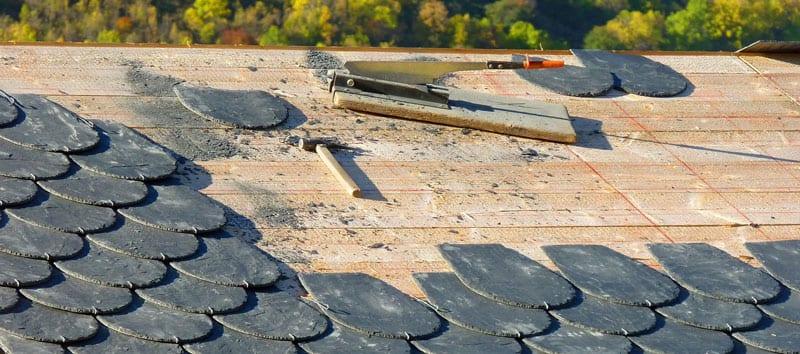 Dachdecker Schiederarbeiten Bedachungen Fassadenverkleidung Spenglerarbeiten Hüpstedt Eichsfeld inregia