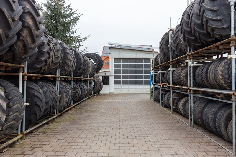 Reifen Görich Reifen-Service KFZ-Service Autoservice Reifenreparatur HU Dingelstädt Eichsfeld