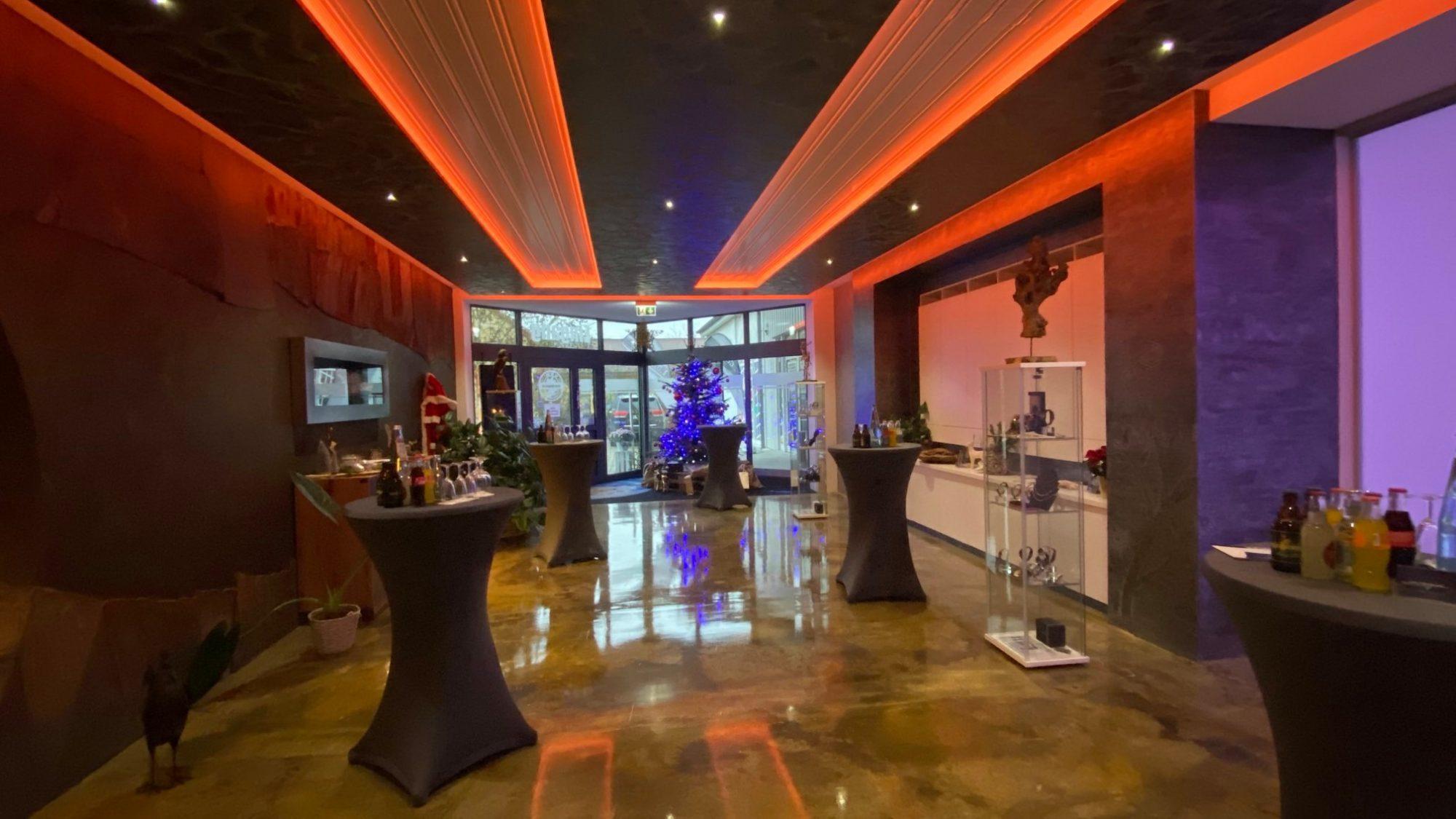 inregia inregiacenter handwerkerausstellung Unternehmernetzwerk Eventlocation