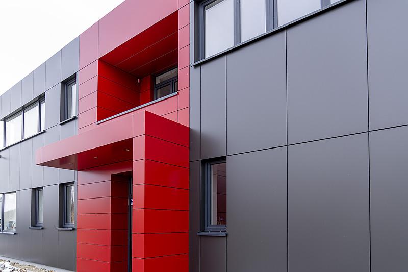 Fassadentechnik Engelhardt Fassadensysteme Fassadengestaltung Eichsfeld Fassadenelemente Fassaden gestalten Heiligenstadt