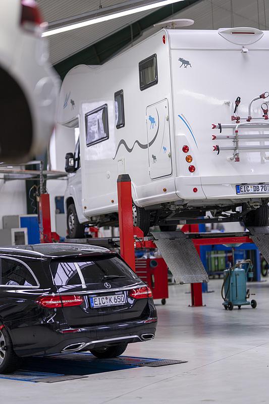 Autocheck Hendrk kahl KFZ werkstatt autowerkstatt Eichsfeld Duderstadt Autoglas Wohnmobil Transporter Scheibenreparatur