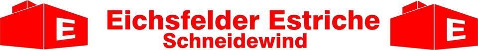 Eichsfelder Estriche Duderstadt Schneidewind zementestrich verbundestrich heizestrich Fließestrich Göttingen Niedersachsen