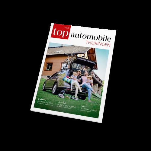 Magazin Thüringen Werbung Zeitschrift Wirtschaft Verlag Rüberg