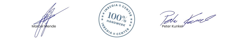 inregia unternehmernetzwerk marcel mende peter kunkel handwerkerausstellung